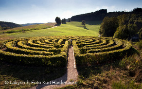 Labyrinth, Foto Drolshagen Marketing e.V.